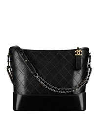 Chanel's Gabrielle Large Hobo Bag Black