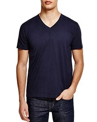 Splendid Essential V Neck Tee Navy