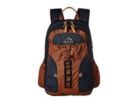 United By Blue 22L Tyest Pack Navy Rust Backpack Bags Black
