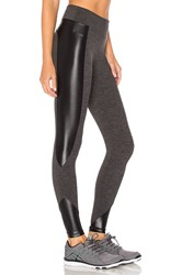 Koral Curve Crop Legging Grey