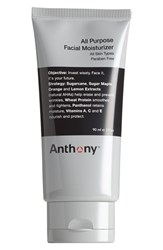 Anthony Logistics For Men Tm All Purpose Facial Moisturizer No Color