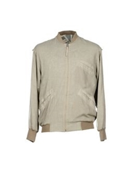 Tillmann Lauterbach Jackets Light Grey