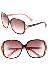 Women's Lilly Pulitzer 'Westport' 60Mm Sunglasses