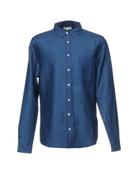 Chinti And Parker Shirts Blue