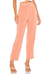 House Of Harlow X Revolve Cisco Pant Coral