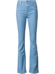 Closed Stretch Flared Jeans Blue