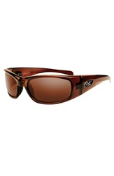 Kaenon 'Rhino' Polarized Sunglasses Tobacco