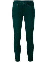 Rag And Bone Jean Skinny Trousers Green