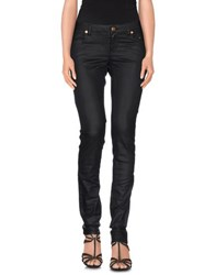 Siviglia Denim Denim Trousers Women Black