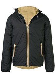K Way Reversible Down Jacket Black