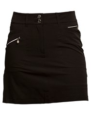 Daily Sports Miracle Skort Black