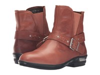 David Tate Art Luggage Women's Boots Brown