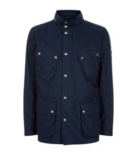 Hackett Bonded Velospeed Jacket Male Navy