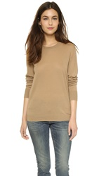 6397 Crewneck Sweater Camel