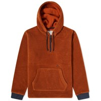 Woolrich Outdoors Polartec Popover Hooded Jacket
