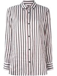 Isabel Marant Striped Shirt Multicolour