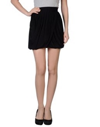 Elisabetta Franchi For Celyn B. Mini Skirts Black