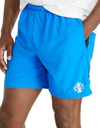 Polo Ralph Lauren Lined Athletic Shorts Blue