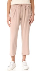 Young Fabulous And Broke Yfb Clothing Field Pants Sand Rose