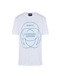 Christopher Raeburn T Shirts White