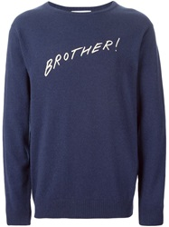 Soulland 'Gary' Sweater Blue
