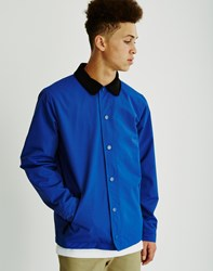 The Hundreds Feather Jacket Blue