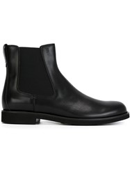 Tod's Elasticated Sides Boots Black