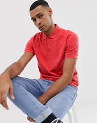 Farah Blaney Polo In Red