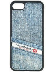 Diesel Pluton Iphone 7 Case Blue
