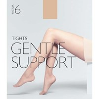 John Lewis 15 Denier Gentle Support Tights Pack Of 1 Natural Tan