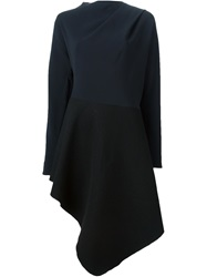 Marni Asymmetric Tunic Black