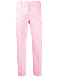 Ermanno Scervino Floral Printed Skinny Trousers 60