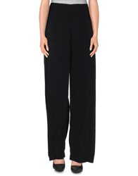 Stefanel Trousers Casual Trousers Women Black