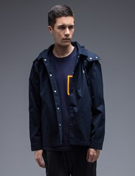Silas Hooded Coach Jacket