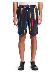Saks Fifth Avenue All Over Swim Shorts Multi