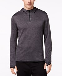 Ideology Id Men's Tech Fleece Hoodie Created For Macy's Charcoal Heather