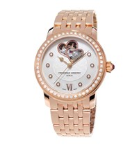 Frederique Constant Automatic Heart Federation Watch Unisex Gold