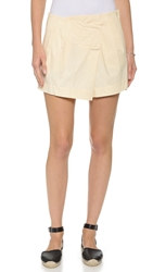 Marc By Marc Jacobs Summer Cotton Shorts Whey