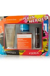 Dr. Dennis Gross Skincare Your Skin Heroes Kit Colorless