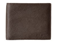 Jack Spade Barrow Leather Slim Billfold Brown Bill Fold Wallet
