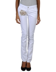 Just For You Casual Pants White