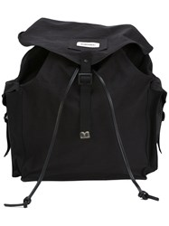 Dsquared2 Military Backpack Black
