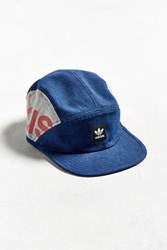 Nautica Adidas Skateboarding Gonz Pack Words 5 Panel Hat Blue