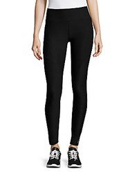 Reebok Elastic Waist Leggings Black