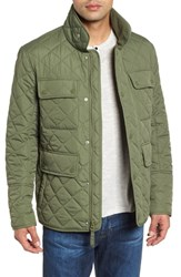 Marc New York Canal Quilted Barn Jacket Olive