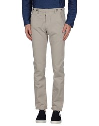 Brian Dales Trousers Casual Trousers Men Light Grey