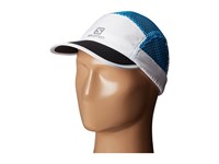 Salomon Air Logo Cap White Black Caps