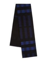 Burberry Wool Cashmere Blanket Scarf