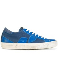 Philippe Model Bercy Sneakers Blue