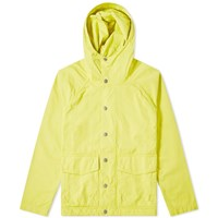Albam Hooded Parka Yellow
